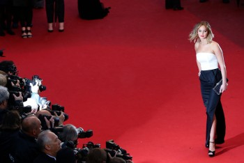 Jennifer Lawrence Jimmy P Premiere at the 66th Cannes Film Festival 14