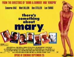 КОЕ ЧТО О МЭРИ / There's something about Mary (Кэмерон Диаз, 1998) 47ad9a255267437