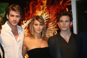 Jennifer Lawrence The Hunger Games Catching Fire Photocall 35