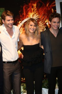 Jennifer Lawrence The Hunger Games Catching Fire Photocall 23