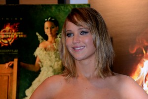 Jennifer Lawrence The Hunger Games Catching Fire Photocall 45