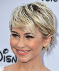 Chelsea Kane - Disney Media Networks International Upfronts in Burbank 5/19/13