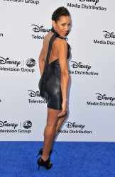Dania Ramirez - Disney Media Networks International Upfronts in Burbank 5/19/13