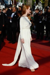 Jessica Chastain - 'Cleopatra' premiere at the 66th Cannes Film Festival 5/21/13