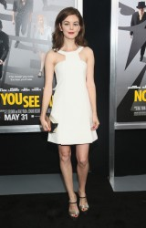Nora Zehetner - 'Now You See Me' premiere in NYC 5/21/13