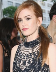 Isla Fisher - 'Now You See Me' premiere in NYC 5/21/13