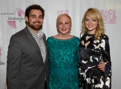 Emma Stone - 2013 Breast Cancer Foundation Benefit in Cresskill, NJ 5/21/13