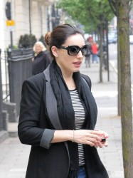 Kelly Brook - out in London 5/22/13