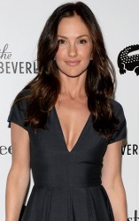 Minka Kelly - redesigned Aqua Star Pool unveiling at The Beverly Hilton Hotel 5/22/13