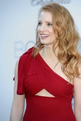 Jessica Chastain - amfAR's 20th Annual Cinema Against AIDS Event in France 5/23/13