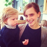 Emma Watson at Peels in New York City - May 25, 2013