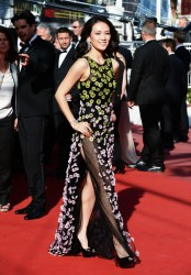 Zhang Ziyi - 'Zulu' premiere & closing ceremony at the 66th Cannes Film Festival 5/26/13