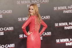 Heather Graham - 'The Hangover Part 3' premiere in Rio de Janeiro 5/28/13