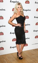 Mollie King - Esquire Summer Party in London 5/29/13