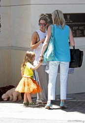 Ashley Tisdale - Shopping in LA 5/29/13