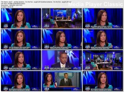 ANDREA TANTAROS lowcut and shiny legs - the five - august 23, 2012