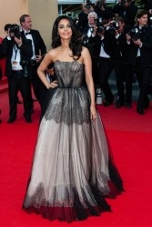 "Mallika Sherawat (Indian actress) - ""Inside Llewyn Davis"" Premiere at 66th Annual Cannes Film Festival on May 19, 2013"