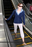 Emma Watson Arriving at LAX Airport in Los Angeles - June 2, 2013