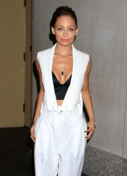Nicole Richie - Visiting the Today Show in NYC 6/4/13