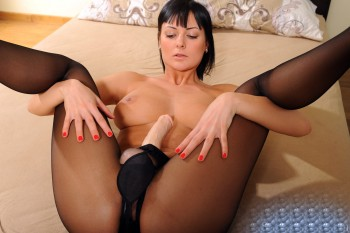 DOWNLOAD from FILESMONSTER:  StrapOnCum BDSM BDSM Extreme Torture  StrapOnCum   083 Black nylons filled with hot bubbly strapon cum