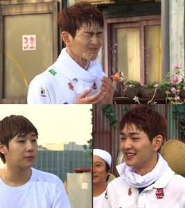 [Random] Onew e Sunggyu (Infinite) participam de uma batalha pelo orgulho no JTBC High Society 9f21d8258992616