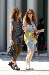 Dana Delany - out in Rome 6/9/13