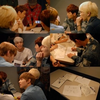 [News] SHINee colabora com Naver e Sketchers  7532cf259564359