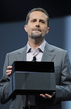 Andrew House - PS4