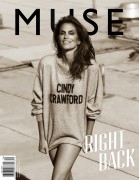 Cindy Crawford in Muse Magazine - Summer 2013