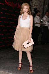 Anna Kendrick - See By Chloe fashion show in NYC 6/12/13
