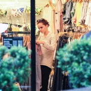 Emma Watson Shopping in New York City - June 12, 2013
