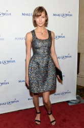 Karlie Kloss - Make-A-Wish Metro New York's 30th Anniversary Gala in NYC 6/13/13