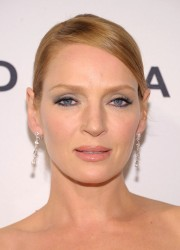 Uma Thurman -  4th Annual amfAR Inspiration Gala in NYC 6/13/13