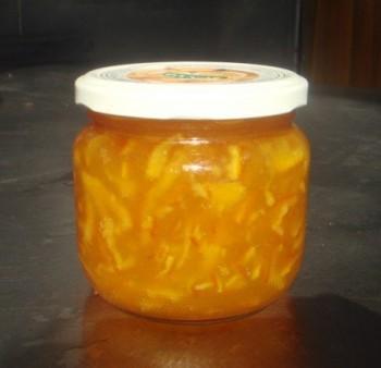 Selai jeruk, selai jeruk buatan sendiri