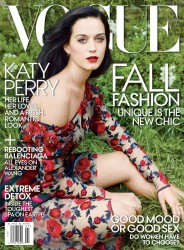 Katy Perry in Vogue - July 2013