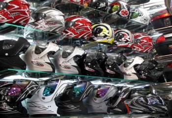 Memilih helm - Ist