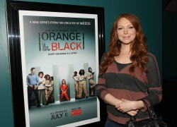 Laura Prepon - 'Orange Is The New Black' screening in Santa Monica 6/17/13