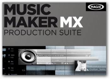 MAGIX Music Maker MX Production Suite 18.04.1