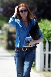 Marcia Cross - out in Beverly Hills 6/23/13