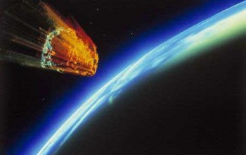 Asteroid mendekati bumi / Telegraph.co.uk