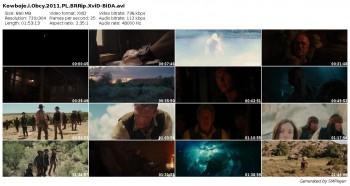 Kowboje i obcy / Cowboys and Aliens (2011)