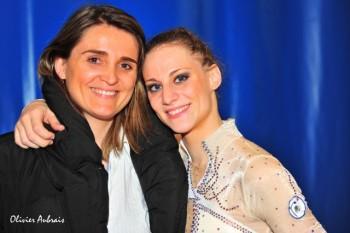 Les moments complices gymnaste/entraîneur 6bc6fc262732834