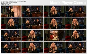 Carrie Underwood Jimmy Fallon November 2012 Interview & Performance