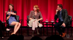 Amy Acker 'legs' Academy Conversations interview 6/23/13