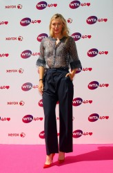 Maria Sharapova - Wimbledon 2013 Middle Sunday in London 6/30/13