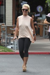 Britney Spears - Shopping in LA 7/1/13