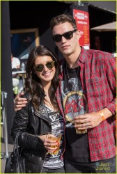Shenae Grimes - 2013 Hard Rock Calling Festival in London 6/29/13