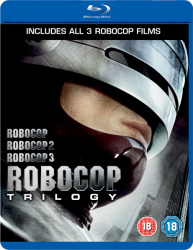 Robocop Trilogia (3 BluRay) [1987\1993] Full BluRay AVC DTS-HD MA 5.1