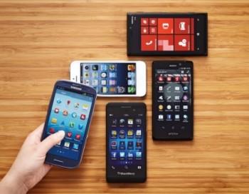 Smartphone dari berbagai merek - Ist.