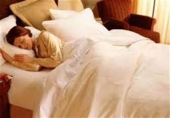 Ilustrasi tidur setelah sahur - Ist